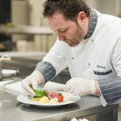Отель Adria Италия, Меран - отзывы, цены и фото номеров - забронировать отель Adria онлайн питание