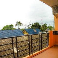 Отель My Place Phuket Airport Mansion балкон