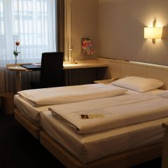 Berlin Plaza Hotel am Kurfurstendamm комната для гостей фото 4