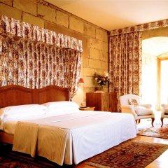 Отель Parador De Hondarribia Испания, Фуэнтеррабиа - отзывы, цены и фото номеров - забронировать отель Parador De Hondarribia онлайн комната для гостей фото 2