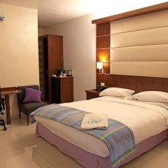 Отель The Hub Hotel Сьерра-Леоне, Фритаун - отзывы, цены и фото номеров - забронировать отель The Hub Hotel онлайн комната для гостей фото 3