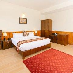 Отель Mukhum International Непал, Катманду - отзывы, цены и фото номеров - забронировать отель Mukhum International онлайн комната для гостей фото 3