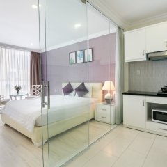 Отель Violette Saigon Centre в номере