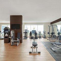 Отель Hyatt Place Dubai/Al Rigga Дубай фитнесс-зал