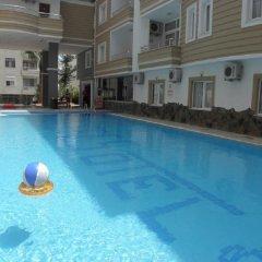 Отель Club Efes Otel Силифке бассейн фото 2