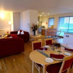 Отель The Place Aparthotel Манчестер в номере фото 2