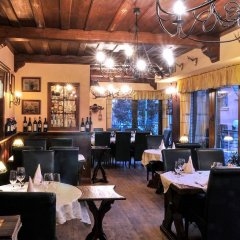 Hotel Diana Прага гостиничный бар