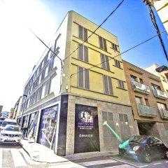 Отель Estudio Madrid Испания, Курорт Росес - отзывы, цены и фото номеров - забронировать отель Estudio Madrid онлайн вид на фасад