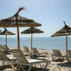 Отель Radisson Blu Resort & Thalasso, Hammamet пляж фото 2