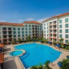 Отель Diamond Westlake Suites бассейн фото 3
