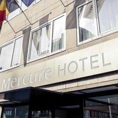 Отель Mercure Oostende Бельгия, Остенде - 1 отзыв об отеле, цены и фото номеров - забронировать отель Mercure Oostende онлайн вид на фасад