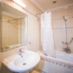 Отель Appart Hotel Alia Марокко, Танжер - отзывы, цены и фото номеров - забронировать отель Appart Hotel Alia онлайн ванная фото 2