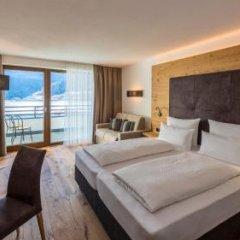 Отель Eden am Reschensee Италия, Горнолыжный курорт Ортлер - отзывы, цены и фото номеров - забронировать отель Eden am Reschensee онлайн комната для гостей фото 2