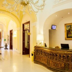 Grand Hotel Di Lecce Лечче интерьер отеля фото 3