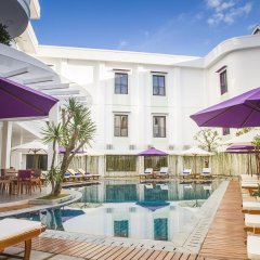 Отель ÊMM Hotel Hue Вьетнам, Хюэ - отзывы, цены и фото номеров - забронировать отель ÊMM Hotel Hue онлайн бассейн