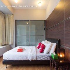 Отель ZEN Home Parkview KLCC Малайзия, Куала-Лумпур - отзывы, цены и фото номеров - забронировать отель ZEN Home Parkview KLCC онлайн комната для гостей фото 2