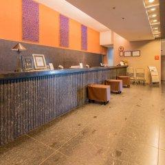Отель Grand Arc Hanzomon Япония, Токио - отзывы, цены и фото номеров - забронировать отель Grand Arc Hanzomon онлайн интерьер отеля