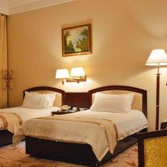 Отель Marine Garden Hotel Китай, Сямынь - отзывы, цены и фото номеров - забронировать отель Marine Garden Hotel онлайн комната для гостей фото 2