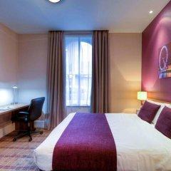 Отель Comfort Inn St Pancras - Kings Cross Великобритания, Лондон - отзывы, цены и фото номеров - забронировать отель Comfort Inn St Pancras - Kings Cross онлайн комната для гостей фото 5