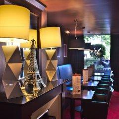 Отель Hôtel Concorde Montparnasse развлечения