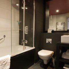 Отель Malmaison Manchester Великобритания, Манчестер - отзывы, цены и фото номеров - забронировать отель Malmaison Manchester онлайн ванная фото 2