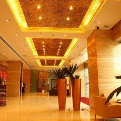 Отель Zhongshan Plainvim Fashion Business Hotel Китай, Чжуншань - отзывы, цены и фото номеров - забронировать отель Zhongshan Plainvim Fashion Business Hotel онлайн интерьер отеля фото 2