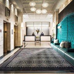 Отель Sofitel Washington DC Lafayette Square США, Вашингтон - 1 отзыв об отеле, цены и фото номеров - забронировать отель Sofitel Washington DC Lafayette Square онлайн интерьер отеля