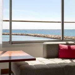 Отель Pullman Marseille Palm Beach гостиничный бар
