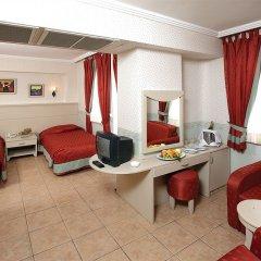 Premier Nergis Beach Турция, Мармарис - 1 отзыв об отеле, цены и фото номеров - забронировать отель Premier Nergis Beach онлайн комната для гостей фото 5