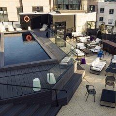 Отель Mercure Paris Boulogne Булонь-Бийанкур гостиничный бар