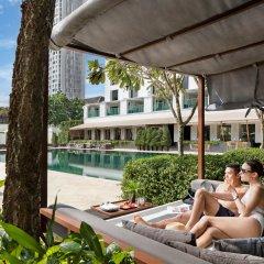 Отель The Sukhothai Bangkok Таиланд, Бангкок - 1 отзыв об отеле, цены и фото номеров - забронировать отель The Sukhothai Bangkok онлайн бассейн фото 2
