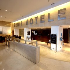 Отель Zenit Coruña интерьер отеля фото 3
