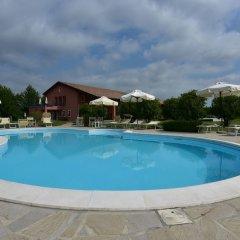 Отель Tenuta Monterosso Италия, Абано-Терме - отзывы, цены и фото номеров - забронировать отель Tenuta Monterosso онлайн бассейн фото 2