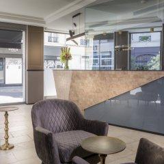 Отель Du Cadran Франция, Париж - 4 отзыва об отеле, цены и фото номеров - забронировать отель Du Cadran онлайн интерьер отеля