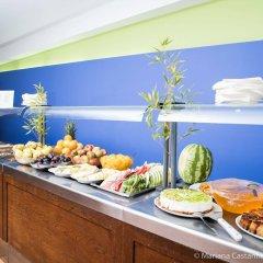Отель Yellow Alvor Garden - All Inclusive питание
