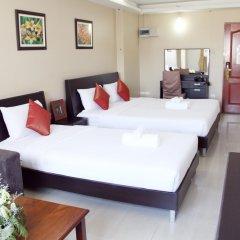 Отель Centric Place Бангкок комната для гостей фото 2