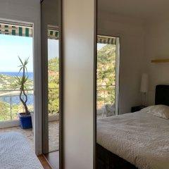 Отель Le Voilier - Sea View Франция, Виллефранш-сюр-Мер - отзывы, цены и фото номеров - забронировать отель Le Voilier - Sea View онлайн комната для гостей фото 2