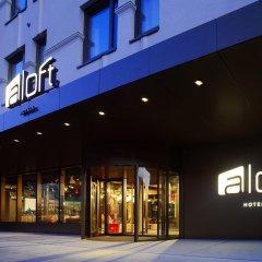 Отель Aloft Munich гостиничный бар