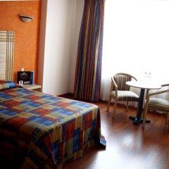 Hotel Cervantes Гвадалахара комната для гостей