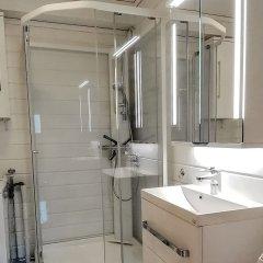 Отель Tregde Ferie ванная фото 2