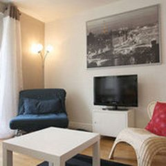 Отель Appartements Paris Centre - At Home-Hotel Франция, Париж - отзывы, цены и фото номеров - забронировать отель Appartements Paris Centre - At Home-Hotel онлайн комната для гостей фото 5