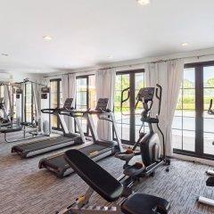 Отель Bella Costa By Favstay фитнесс-зал фото 2