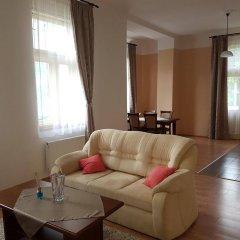 Отель Villa Sofia Apartments Чехия, Карловы Вары - отзывы, цены и фото номеров - забронировать отель Villa Sofia Apartments онлайн комната для гостей фото 4