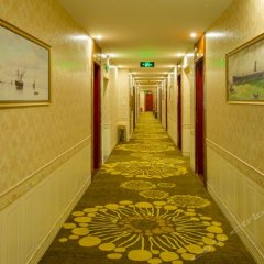 Отель Yuehang Hotel (Zhuhai Airport Branch 2) Китай, Чжухай - отзывы, цены и фото номеров - забронировать отель Yuehang Hotel (Zhuhai Airport Branch 2) онлайн интерьер отеля