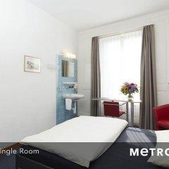 Отель Easy Hotel Metropole by Kreuz Швейцария, Берн - 3 отзыва об отеле, цены и фото номеров - забронировать отель Easy Hotel Metropole by Kreuz онлайн комната для гостей фото 2