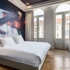 Отель NH Gent Sint Pieters Бельгия, Гент - 1 отзыв об отеле, цены и фото номеров - забронировать отель NH Gent Sint Pieters онлайн комната для гостей фото 5