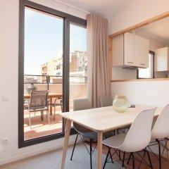 Апартаменты Click&Flat Europa Fira Apartments в номере