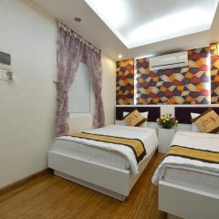 Отель Hanoi Diamond King Ханой комната для гостей фото 3