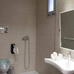 Отель Olympia Thessaloniki Греция, Салоники - 2 отзыва об отеле, цены и фото номеров - забронировать отель Olympia Thessaloniki онлайн ванная