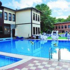 Otantik Club Hotel Турция, Бурса - отзывы, цены и фото номеров - забронировать отель Otantik Club Hotel онлайн бассейн